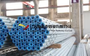 内衬不锈钢复合钢管的发展历程